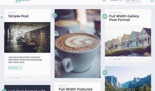 Шаблоны для вашего сайта-портфолио на WordPress