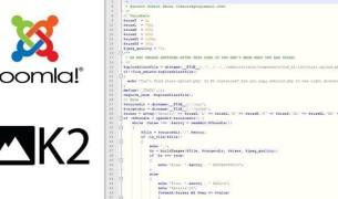 Компонент Joomla K2 для Joomla