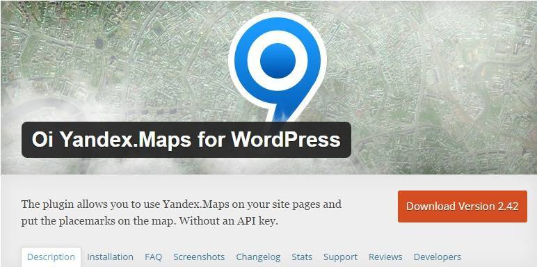Oi Yandex.Maps