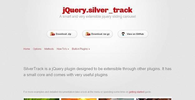 Silver Track