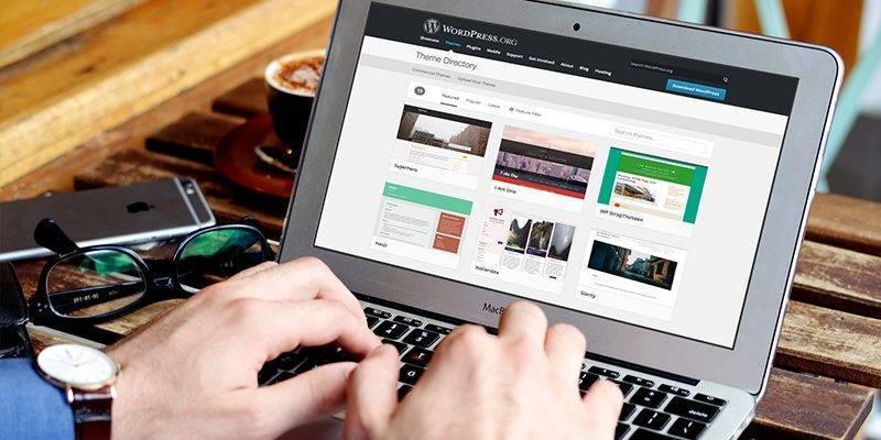 Работа с постоянными ссылками на сайте Wordpress