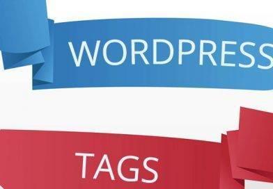 Расширяем возможности тегов (меток) в WordPress